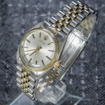 Rolex Oyster Perpetual 31 occasion 31mm Argent Or/Acier