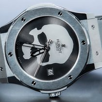 Hublot Titanium 42mm Automatic 511.CM.1110.VR.PIC12 pre-owned