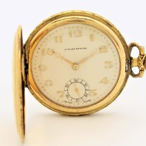 Breguet Watch pre-owned Yellow gold Watch only