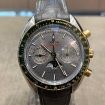 Omega Speedmaster Professional Moonwatch Moonphase Or/Acier 44.2mm Gris Sans chiffres France, Paris