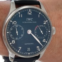 IWC Portuguese Automatic Steel 42mm Black Arabic numerals United States of America, Florida, Miami