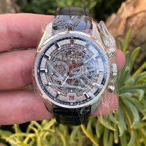 Zenith El Primero Chronomaster Steel 42mm Transparent No numerals United States of America, California, Los Angeles