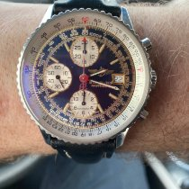 Breitling Old Navitimer Steel 41mm Black Arabic numerals United States of America, California, quincy