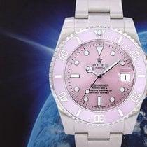 Rolex Submariner Date Stahl 40mm Pink Keine Ziffern Deutschland, München