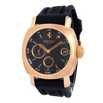Panerai Ferrari Rose gold 45mm Black United States of America, New York, New York