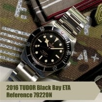 Tudor Black Bay Steel 41mm Black No numerals United States of America, Florida, Coral Gables