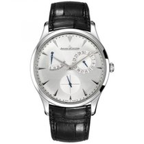 Jaeger-LeCoultre Master Ultra Thin Réserve de Marche Steel 39mm Silver United States of America, New York, New York City