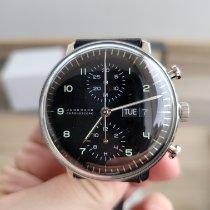 Junghans max bill Chronoscope occasion 40mm Noir