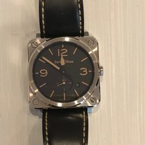 Bell & Ross BR S Steel 39mm Black Arabic numerals United States of America, California, santa monica