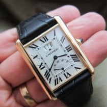 Cartier Tank Louis Cartier Rose gold United States of America, New York, New York
