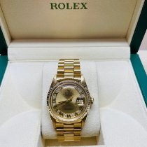 Rolex 18238 Yellow gold 1989 Day-Date 36 36mm pre-owned United States of America, Florida, West Palm Beach