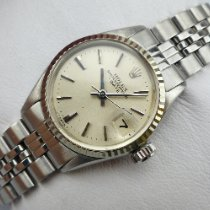 Rolex 6517 Or/Acier 1966 Oyster Perpetual Lady Date 25mm occasion