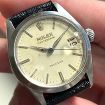 Rolex 6466 Steel 1960 Oyster Precision pre-owned