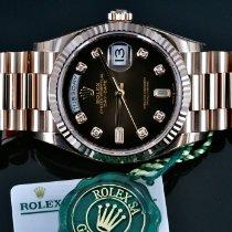Rolex 128235 Pозовое золото 2020 Day-Date 36 36mm новые