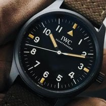IWC Ceramic 39mm Automatic IW324801 pre-owned New Zealand, Auckland