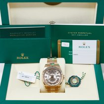 Rolex Sky-Dweller Rose gold 42mm Pink Roman numerals United States of America, California, Los Angeles