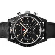 Jaeger-LeCoultre Deep Sea Chronograph Cerámica 44mm Negro Sin cifras