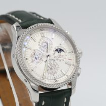 Breitling Bentley Mark VI Платина 42mm Белый