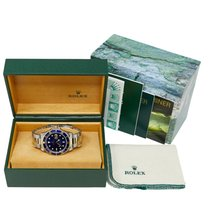 Rolex 16613 Gold/Steel 1999 Submariner Date 40mm pre-owned United States of America, California, Los Angeles