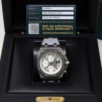 Audemars Piguet Royal Oak Offshore Chronograph Titane 42mm Gris Arabes