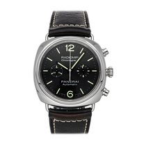 Panerai Radiomir Chronograph Steel 42mm Black United States of America, Pennsylvania, Bala Cynwyd