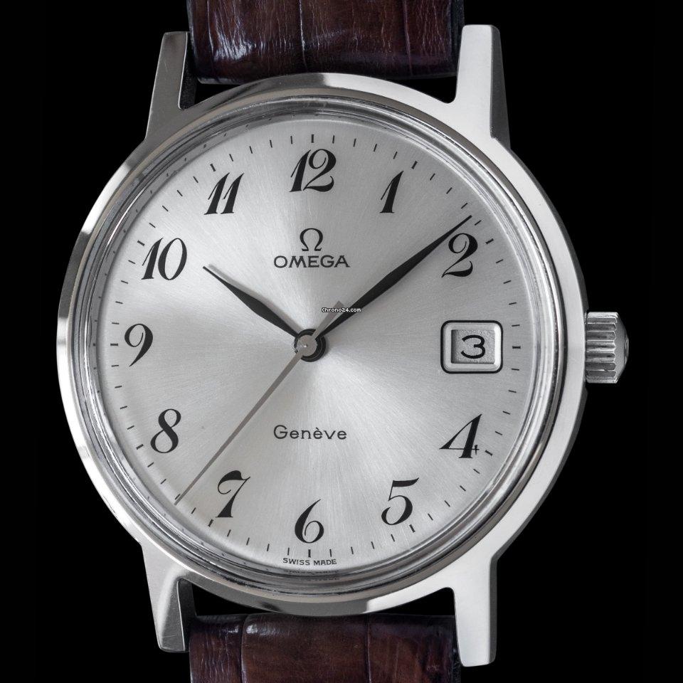 Omega Genève 136 0099 1972 pre-owned