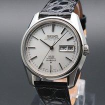 Seiko King 36mm Silber