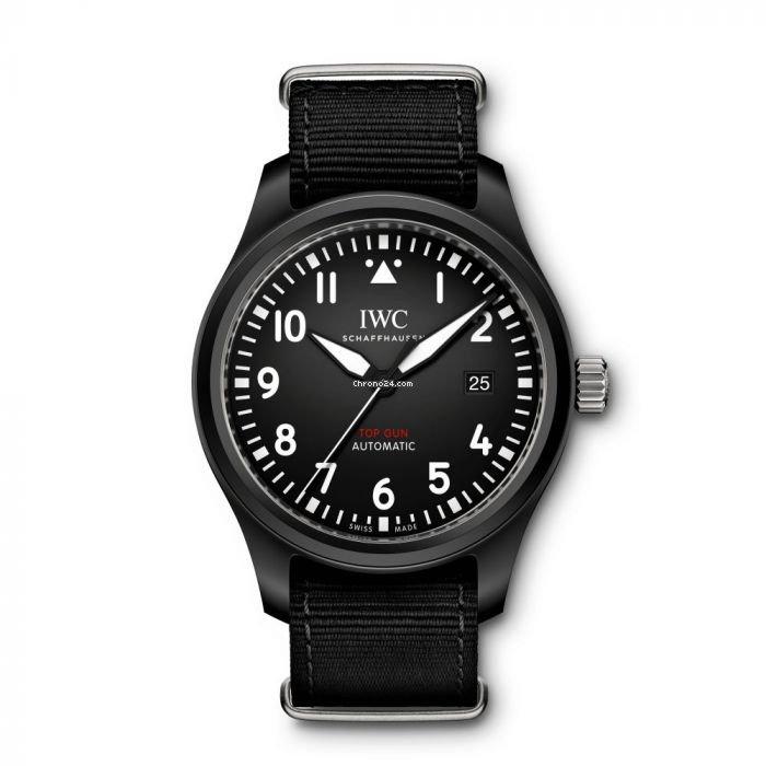 IWC Pilot Chronograph Top Gun IW326901 2021 new