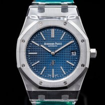 Audemars Piguet Royal Oak Jumbo nuevo Automático Reloj con estuche original 15202ST