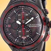 Graham Silverstone RS Steel 46mm Black