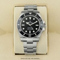 Rolex Submariner (No Date) Steel 41mm Black