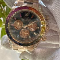 Rolex 116595RBOW Rose gold Daytona 40mm pre-owned