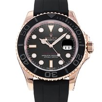 Rolex Yacht-Master 40 Rose gold 40mm Black No numerals United Kingdom, Wilmslow