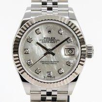 Rolex 279174 Acier 2020 Lady-Datejust 28mm nouveau