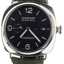 Panerai Special Editions Steel 44mm Black United States of America, Illinois, BUFFALO GROVE