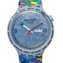 Swatch swatch Muy bueno Plástico 47mm Cuarzo España, Barcelona