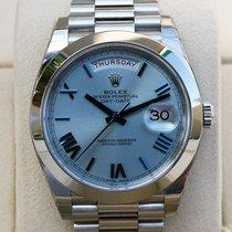 Rolex Day-Date 40 228206-0004 Очень хорошее Платина 40mm Автоподзавод Россия, Moscow