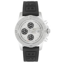 Breitling Colt Chronograph Automatic Steel 44mm Silver United States of America, New Jersey, Cresskill