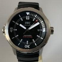 IWC Aquatimer Automatic 2000 Titan 42mm Schwarz Keine Ziffern