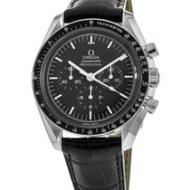 Omega Speedmaster Professional Moonwatch Steel 42mm Black United States of America, New York, Brooklyn