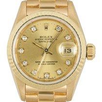 Rolex Lady-Datejust 69178 Very good Yellow gold 26mm Automatic United Kingdom, London