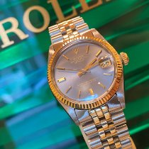 Rolex Steel 31mm Automatic 6827 pre-owned