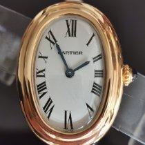 Cartier Baignoire Gelbgold 22mm Weiß Deutschland, München