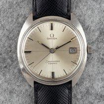 Omega Seamaster Stahl 35mm Silber Keine Ziffern Schweiz, Giez