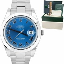 Rolex Steel Datejust II 41mm pre-owned United States of America, New York, Massapequa Park