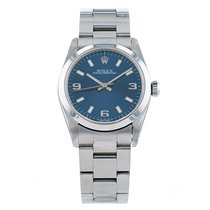 Rolex Oyster Perpetual 31 Acier 30mm Bleu Arabes France, Paris