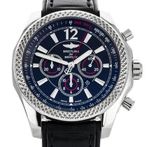Breitling Bentley Barnato Steel 42mm Black