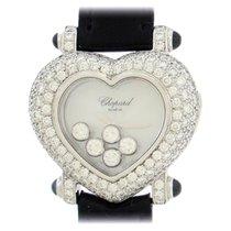 Chopard Happy Diamonds White gold 30mm Silver United States of America, New York, New York