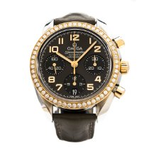 Omega 324.28.38.40.06.001 Acero y oro 2017 Speedmaster Ladies Chronograph 38mm usados