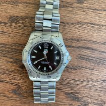 TAG Heuer 2000 Steel Black United States of America, Colorado, Pueblo